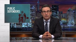 Download Youtube: Public Defenders: Last Week Tonight with John Oliver (HBO)