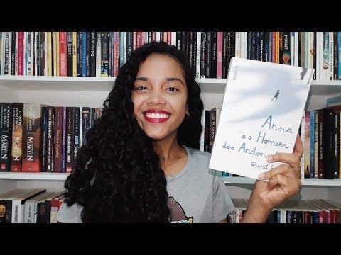 ANNA E O HOMEM DAS ANDORINHAS - Gavriel Savit | Febre de Livro