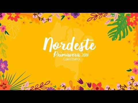 Primavera 2018 – Nordeste