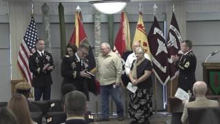 December 2016 Retirement Ceremony