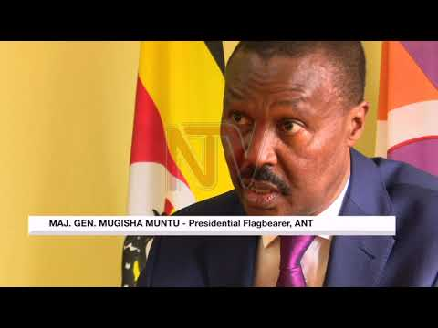 2021 ELECTIONS: A.N.T party nominates Muntu as flag-bearer