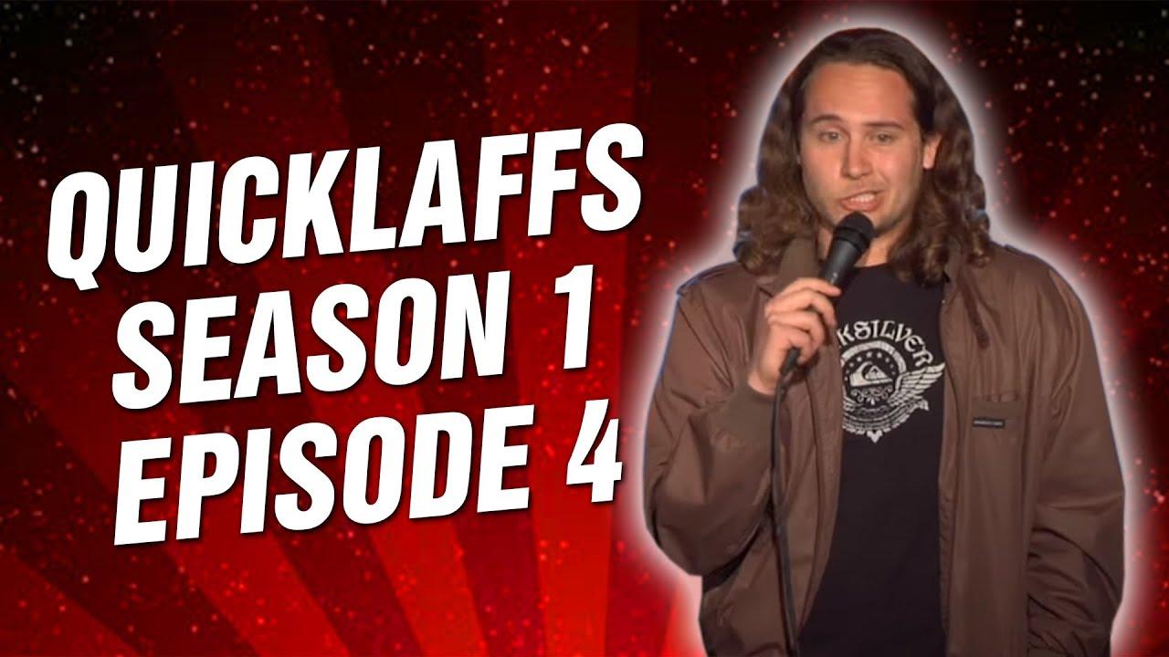 Comedy Time - QuickLaffs: Season 1 Episode 4