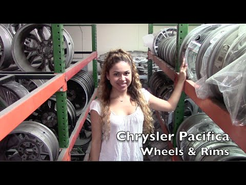 Factory Original Chrysler Pacifica Wheels & Chrysler Pacifica Rims – OriginalWheels.com
