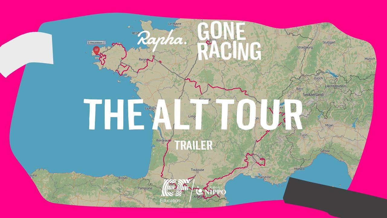 Il Tour de France in solitaria