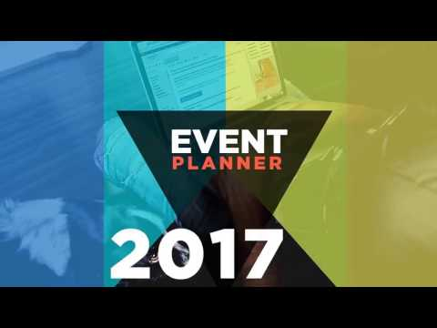 Event Planner 2017 Power Point Presentation