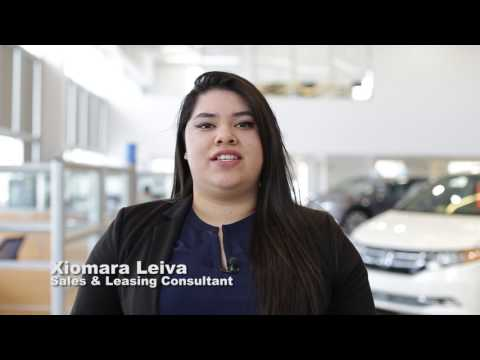 Sales and Leasing Consultant Xiomara Leiva