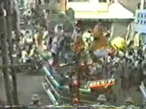 70年代北港藝閣遶境 農曆三月十九 北港迎媽祖 - 北港迎媽祖