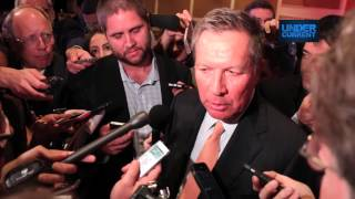 Kasich Says He Will Bring the Disenfranchised Out of the Shadows
