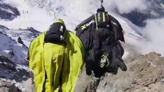 Вингсьют и прыжки с парашютом Wingsuit