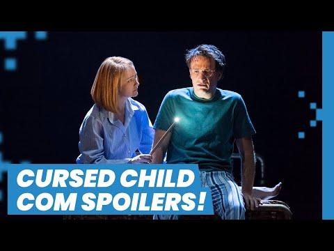 HARRY POTTER and the CURSED CHILD (COM SPOILERS) | Harry Potter e a Criança Amaldiçoada