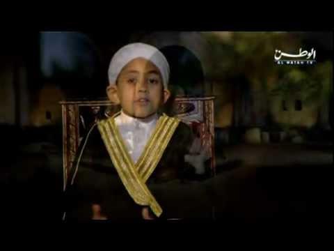 خطبة قصيرة ومتميز للطفل مسلم سعيد