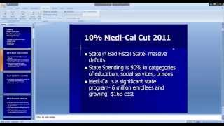 Webinar: Medi-Cal Rate Reduction Battle & Impact to Managed Care