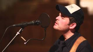 """Gregory Alan Isakov covers """"The Trapeze Swinger"""""""