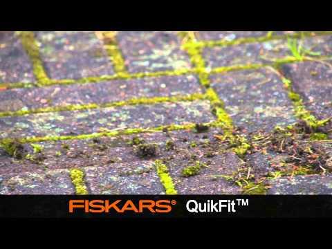 Fiskars QuikFit bruģa nazis 136521 cena un informācija | Dārza instrumenti | 220.lv