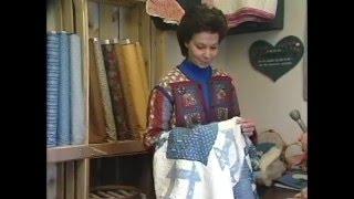Antique Quilt Restoration - Copper Harbor, Michigan