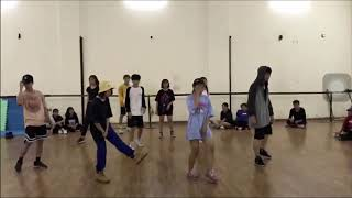 Wec Beginner Class Drop Choreography By Manh Le ( WhatEver Crew)