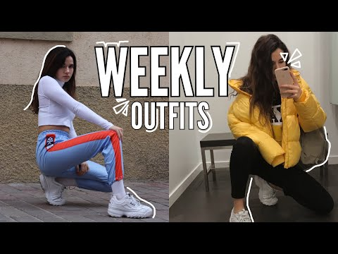 OUTFITS SEMANALES   Dare to Dream