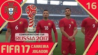 'VOU JOGAR COM O CRISTIANO RONALDO!' | FIFA 17 Carreira Jogador (Story Lines) #16