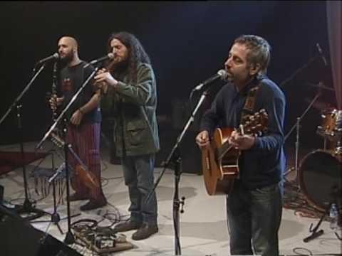 Arbolito video La costumbre - Escenario Alternativo - CM - 2008