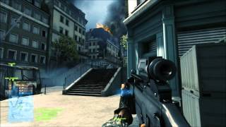 BF3 Blast From The Past: Bloody-Viking, Mourne, Tresel, And Aztec