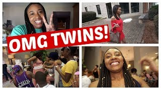 KEESHA IS PREGNANT WITH TWINS!! | LIFE WITH ASHLEY