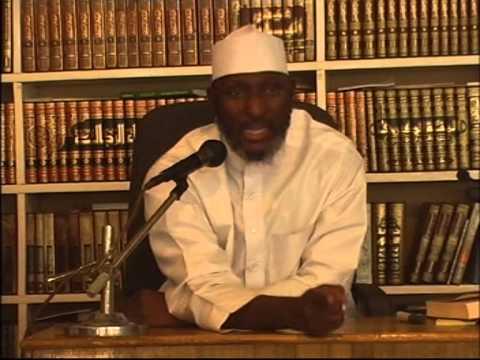 Sheikh Awwal Albany Zaria(Tafsir Ibnu Khaseer 5)