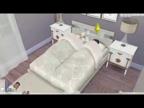 Sims 4 Techtelmechtel/Baby machen OHNE DECKE