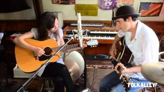 "Folk Alley Sessions: Mike + Ruthy - ""Simple & Sober"""