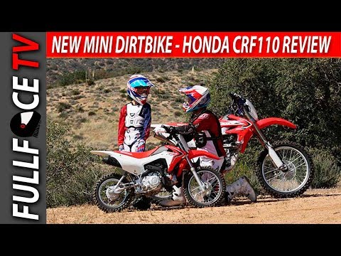 2017 Honda CRF110F Specs Price and Review