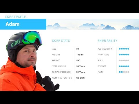 Video: Nordica Navigator 85 Skis 2019 1 50