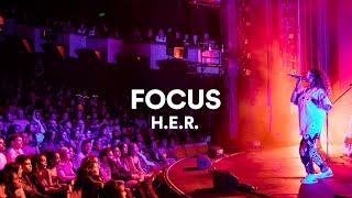 Gambar cover H.E.R. -