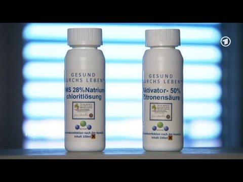 Die Tabletten für die Behandlung der Parasiten des Menschen