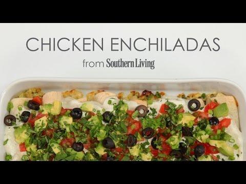 How to Make 5-Star Chicken Enchiladas