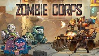 """Zombie Corps """"Крошим зомби"""" с Сибирским Леммингом"""