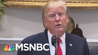 Swamp Scandal: Trump Sees Huge Gain From Govt Spending At Hotels   The Beat With Ari Melber   MSNBC