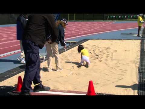 Track & Field Long Jump part 2/13