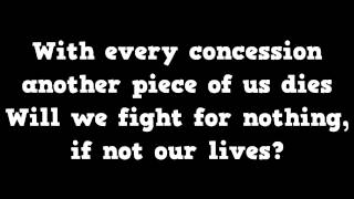 Architects - Naysayer (lyrics)