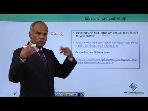 Java Enterprise Edition Overview - YouTube