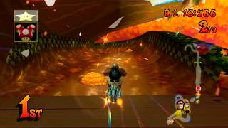 "[MKWii] Maple Treeway Backwards Competition - 2 '14 ""718 - RusoX"