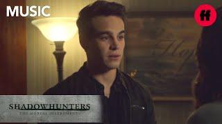 "Shadowhunters | Season 3, Episode 10 Music: Caroline Pennell - ""Silence Says It All"" | Freeform"