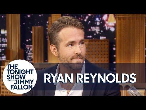 Ryan Reynolds Reveals the Original Deadpool 2 Plot He Wanted (видео)