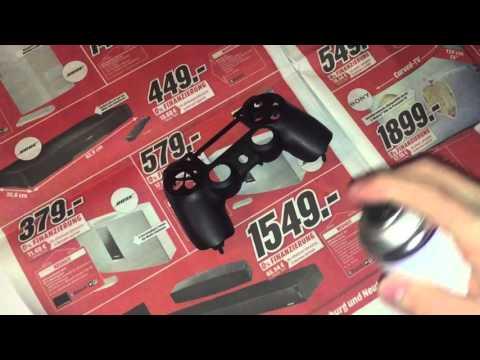 PS4 - Controller lackieren Tutorial #02 - TeQproOs