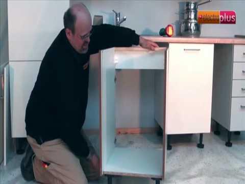 electroplus Küchenmodernisierung - Nachträglicher Einbau eines Geschirrspülers