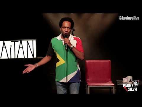 Kedny Silva - Pique Esconde - Stand Up Comedy