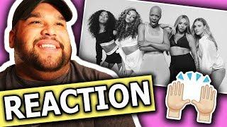 Little Mix ft. Sharaya J - Strip (Official Video) REACTION