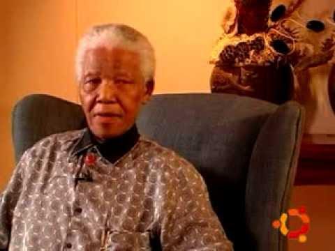 Mandela's Example of Ubuntu