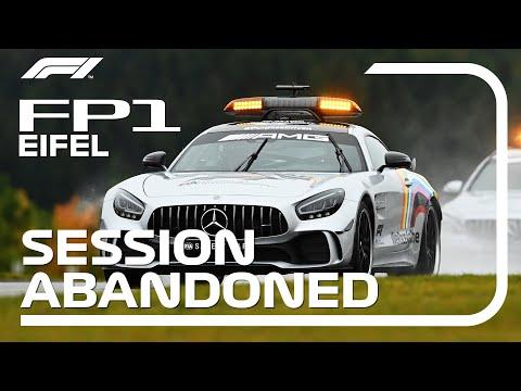 F1 ドイツGP2020 フリープラクティス1のハイライト動画