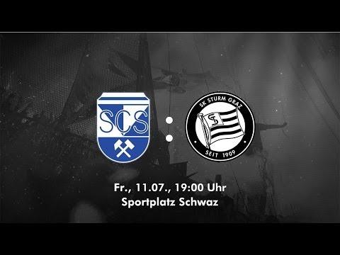 Cup Spiel SC Schwaz: SK Sturm Graz