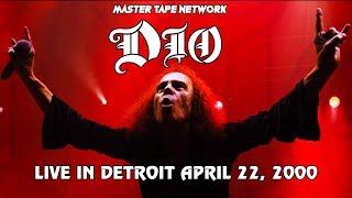 DIO Live in Detroit MI 2000 Magica Tour Master Tape Remaster 1080p 60fps HQ