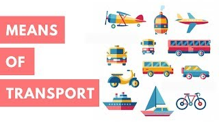 Class 2 EVS - Means of Transport For Kids | CBSE Board - Download this Video in MP3, M4A, WEBM, MP4, 3GP
